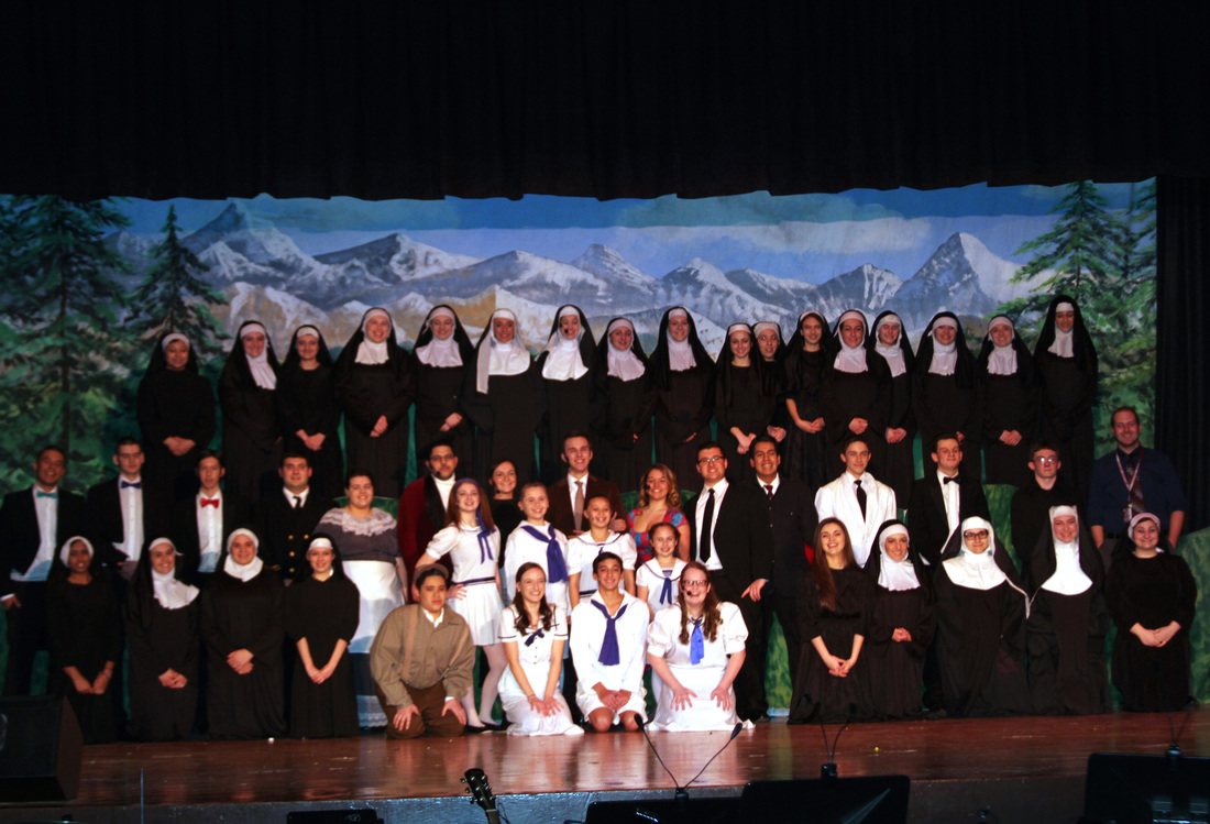 The Sound of Music - SKULL AND BONES DRAMA CLUB OF